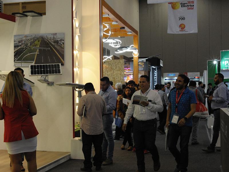 Expo Eléctrica Solar 2019