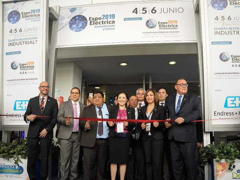 Expo Eléctrica Automatización y Control 2019